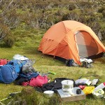 Hire all your camping requirements